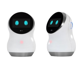 LG's Hub Robot will be your home's new best friend