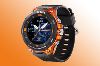 Casio's WSD-F20 is a seriously hardcore smartwatch, runs Android Wear 2.0