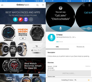 Samsung Gear S3 and Gear S2 now connect to iPhone, here's how i
