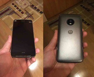 This could be our first look at the Moto G5 Plus