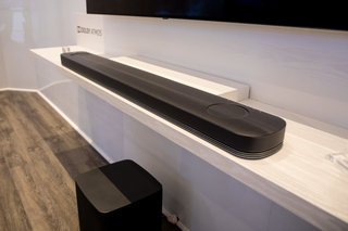 LG SJ9 Dolby Atmos soundbar preview: Extended home cinema without the clutter