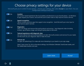 new windows 10 privacy dashboard gives you more control over data image 2