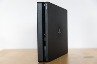 PS4 Slim review: The slim-fit 'Station