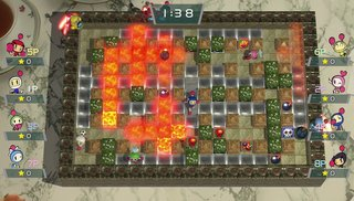 Super Bomberman R preview : Un bijou rétro étincelant pour la Nintendo Switch