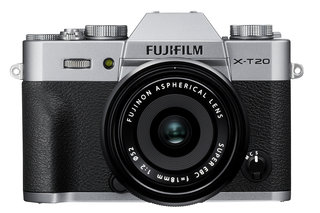 Fujifilm X-T20 ups resolution, adds touchscreen to mid-level system camera
