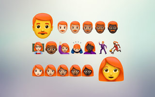 Brace yourself - ginger emoji are in the works