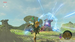 Zelda: Breath of the Wild gameplay preview: Prepare to lose your breath