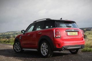 Mini Cooper Sd Countryman 2017 Review Mighty Improvements Fo