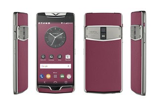 Vertu Constellation is a luxury handmade smartphone with a 5.5-inch sapphire crystal display