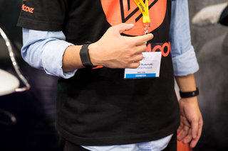 BeatMoovz preview: The crazy wearable that adds a soundtrack to your life
