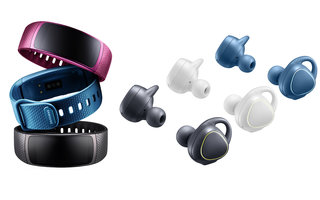 Samsung Gear Fit2 GPS band and Gear IconX earbuds let you train phone-free