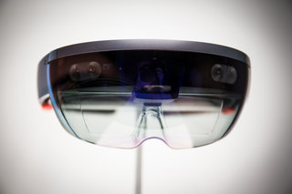 Microsoft hasn't sold many HoloLens headsets, but that's okay