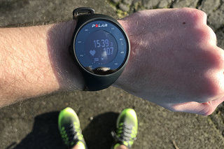 Polar M200 review: A running all-rounder that's nice to your wallet