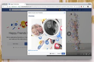 What is Facebook Friends Day and how do those cheesy videos work?