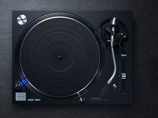 Return of an icon: Technics SL-1200GR and black SL-1210GR turntables to launch in April for £1299 a piece