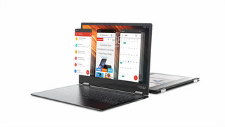 Lenovo Yoga A12 is a budget, portable laptop with a touchscreen keyboard