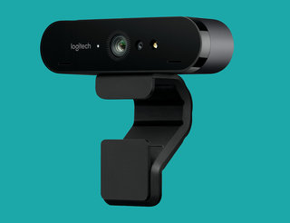 Logitech Brio is the world's first 4K webcam