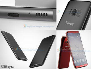 samsung galaxy s8 in pictures renders and leaked photos of the next galaxy image 9