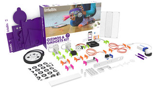 Win a littleBits Gadgets and Gizmos Kit