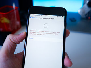 How to enable WhatsApp's two-step verification on iPhone and Android