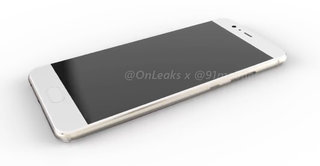 Huawei P10 video render shows more rounded edges and front-mounted home button