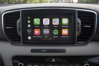 Apple CarPlay Interface image 2