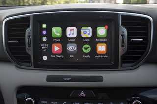 Apple Carplay Interface image 4