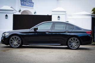 bmw 5 series 2017 review image 3