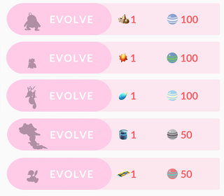 pokemon go evolutions special items and how to evolve polytoed slowking bellossom steelix and more image 2
