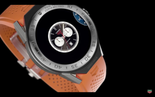 Tag Heuer Connected Modular 45 is a luxury modular Android smartwatch