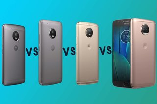 Motorola Moto G5 vs G5 Plus vs G5S vs G5S Plus: What are all these Moto phones?