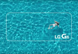 Latest LG G6 teasers suggest phone will be water and dust resistant