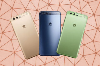 The crazy colours of Huawei P10 revealed: Gold, blue and, er, green