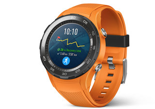 Huawei Watch 2 official: Classic and Sport add Android Wear 2, GPS and fitness focus