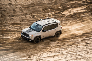 Jeep Renegade Desert Hawk >> Jeep Launches Renegade Desert Hawk Suv Limited To 100 Models I