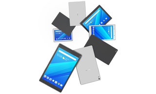 Lenovo Tab 4 Series tablets, simple, cheap and cheerful fun for all the family