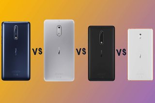 Nokia 8 vs Nokia 6 vs Nokia 5 vs Nokia 3: What's the difference?