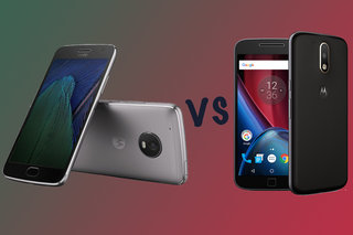 Motorola Moto G5 Plus vs Moto G4 Plus: What's the difference? -