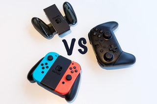 Do you need the Nintendo Switch Pro Controller or Joy-Con Charging Grip?