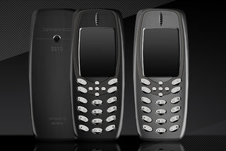 Here's the new Nokia 3310 you really want, if you've got $3K to spare