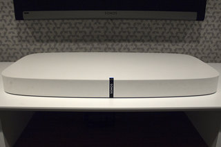 Sonos PlayBase preview: Great sound, super-slim package