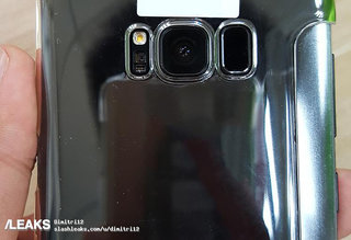 Incredible Samsung Galaxy S8 pic leak show huge screen and Dual Pixel camera