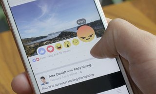 Facebook is testing a dislike button and other reactions in Messenger