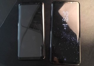 New Samsung Galaxy S8 and S8 Plus leak shows two phones side by side