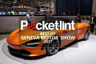 Best of the Geneva Motor Show 2017: Concept cars, supercars and everything in-between