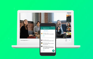 What is Hangouts Meet and Hangouts Chat, how do they work, and when can you use them?