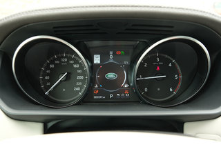 land rover discovery 2017 interior image 4