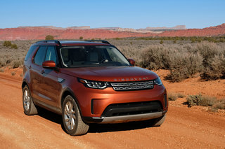 Land Rover Discovery (2017) review: The best 7-seat SUV money can buy