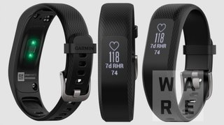 Garmin Vivosmart 3 shows up in pictures, there's life in fitness trackers yet