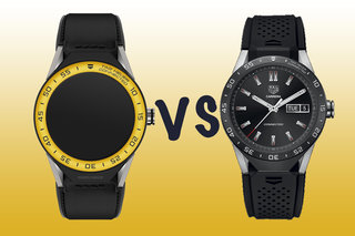 Tag Heuer Connected Modular 45 vs Tag Heuer Connected 46: What's the difference?